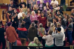 OneVoice CircleSingers – featuring Bryan Dyer [credit:  The Forgiveness Challenge]